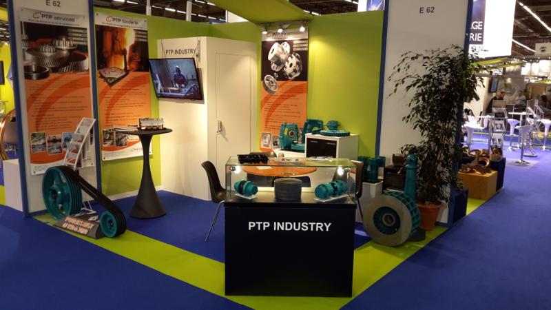 Ptp industry for Salon a paris en novembre
